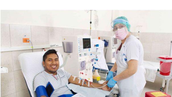 La diálisis: sustituyendo la función de sus riñones